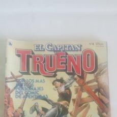 Tebeos: EL CAPITÁN TRUENO N4. Lote 222146125