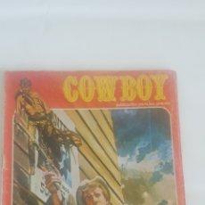 Tebeos: COWBOY N7 50 PESETAS. Lote 222147156