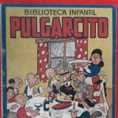Tebeos: PULGARCITO NUMERO EXTRAORDINARIO NAVIDAD Y AÑO NUEVO BIBLIOTECA INFANTIL ORIGINAL CT2. Lote 224471532