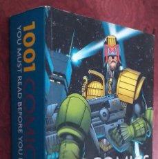 Tebeos: 1001 COMICS YOU MUST READ BEFORE YOU DIE. PAUL GRAVETT EDITOR. CASSELL ILLUSTRATED 2011. BUEN ESTADO. Lote 231696800
