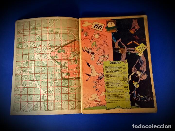 Tebeos: CHICOS ALMANAQUE PARA 1949 EDITA CONSUELO GIL - Foto 5 - 236397290