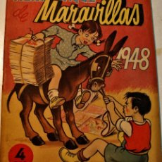 Tebeos: ALMANAQUE MARAVILLAS 1948. Lote 236795060