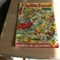 Tebeos: CAPITAN TRUENO EXTRA NUMERO DE VACACIONES. Lote 236903950