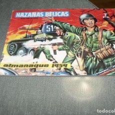 BDs: HAZAÑAS BELICAS ALMANAQUE 1959. Lote 241884030