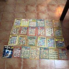 Livros de Banda Desenhada: LOTE DE 25 CÓMIC DE TBO PULGARCITO Y ALMANAQUE HUMORISTICO. Lote 242830485