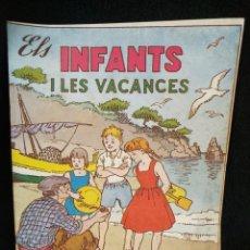 Tebeos: ELS INFANTS N°4, HISPANO AMERICANA. Lote 245576560