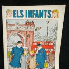 Tebeos: ELS INFANTS N°6, HISPANO AMERICANA. Lote 245577465