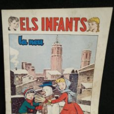 Tebeos: ELS INFANTS N°8, HISPANO AMERICANA. Lote 245578190