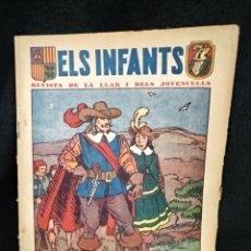 Giornalini: ELS INFANTS N°11-12, HISPANO AMERICANA. Lote 245578350