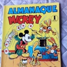 Tebeos: ALMANAQUE MICKEY 1936 FACSIMIL. Lote 245636010