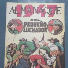 Tebeos: ALMANAQUE DEL PEQUEÑO LUCHADOR 1947. Lote 249031065