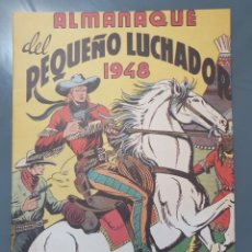 Tebeos: ALMANAQUE DEL PEQUEÑO LUCHADOR 1948. Lote 249031895