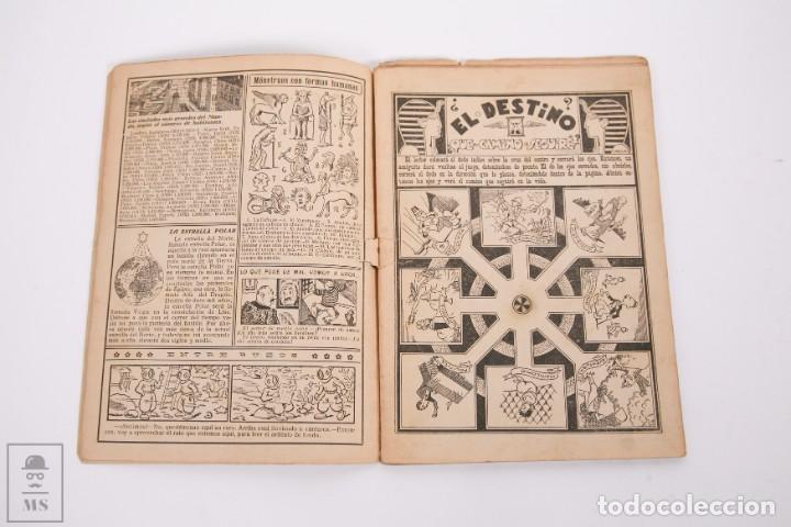 Tebeos: Conjunto de 4 TBO Almanaque - Años 1934, 1935, 1936 y 1937 - Portada Opisso - Foto 6 - 251159265