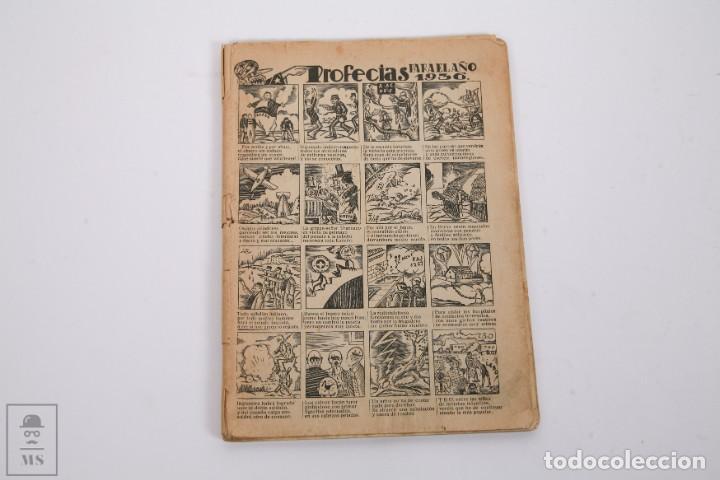 Tebeos: Conjunto de 4 TBO Almanaque - Años 1934, 1935, 1936 y 1937 - Portada Opisso - Foto 8 - 251159265