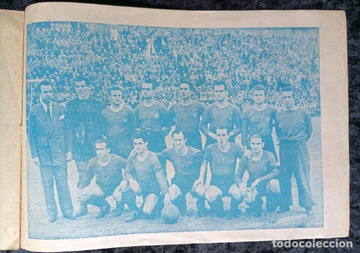 Tebeos: BARSA BARSA BARSA - HISTORIA DEL BARCELONA EN LA LIGA - MUNTAÑOLA - MUY RARO - 1948 - TABAY - Foto 5 - 252257790