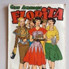 Tebeos: GRAN ALMANAQUE FLORITA 1952. Lote 253968365