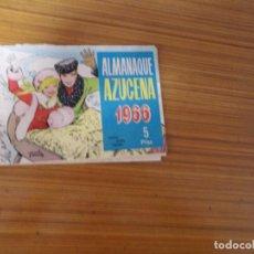 Tebeos: ALMANAQUE AZUCENA 1966 EDITA TORAY. Lote 255486085