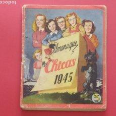 Tebeos: MIS CHICAS - ALMANAQUE 1945 - C.GIL. Lote 260572880