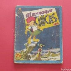 Tebeos: MIS CHICAS - ALMANAQUE 1946 - C.GIL. Lote 260573420