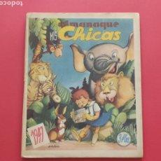 Tebeos: MIS CHICAS - ALMANAQUE 1947 - C.GIL. Lote 260573910