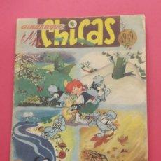 Tebeos: MIS CHICAS - ALMANAQUE 1949 - C.GIL. Lote 260575110