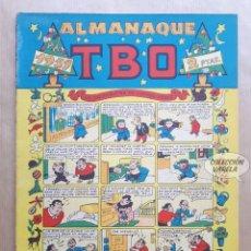 Tebeos: ALMANAQUE TBO 1951 - ORIGINAL. Lote 262262420
