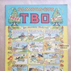 Tebeos: ALMANAQUE TBO 1954 - ORIGINAL. Lote 262264630