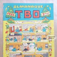 Tebeos: ALMANAQUE TBO 1956 - ORIGINAL. Lote 262265540
