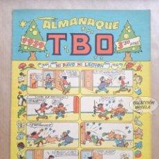Tebeos: ALMANAQUE TBO 1959 - ORIGINAL. Lote 262271730
