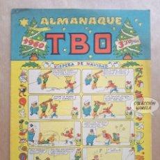 Tebeos: ALMANAQUE TBO 1960 - ORIGINAL. Lote 262272325