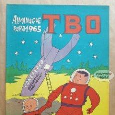 Tebeos: ALMANAQUE TBO 1965 - ORIGINAL. Lote 262276050