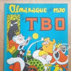Tebeos: ALMANAQUE TBO 1970 - ORIGINAL. Lote 262279405