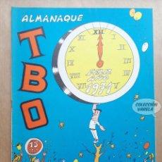 Tebeos: ALMANAQUE TBO 1971 - ORIGINAL. Lote 262280030