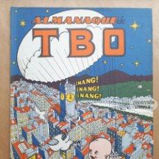 Tebeos: ALMANAQUE TBO 1972 - ORIGINAL. Lote 262280465