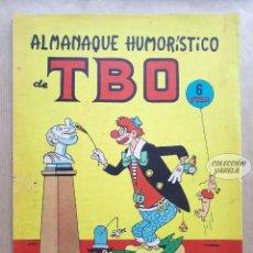 Tebeos: ALMANAQUE HUMORÍSTICO DE TBO 1965 - BUIGAS 1964. Lote 262609460