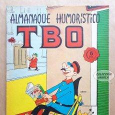 Tebeos: ALMANAQUE HUMORÍSTICO DE TBO 1966 - BUIGAS 1965. Lote 262609890