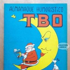 Tebeos: ALMANAQUE HUMORÍSTICO DE TBO 1969 - BUIGAS 1968. Lote 262765315