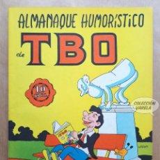 Tebeos: ALMANAQUE HUMORÍSTICO DE TBO 1970 - BUIGAS 1969. Lote 262766450