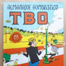 Tebeos: ALMANAQUE HUMORÍSTICO DE TBO 1971 - BUIGAS 1970. Lote 262766880