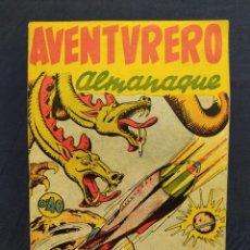 BDs: ALMANAQUE AVENTURERO 1940. MUY DIFICIL.. Lote 263912200