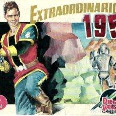 BDs: EXTRAORDINARIO 1957 DIEGO VALOR, ORIGINAL. Lote 267892179