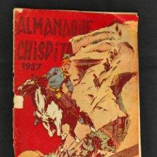 Tebeos: CHISPITA - ALMANAQUE 1957 - ORIGINAL -. Lote 268569959