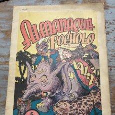 Tebeos: ALMANAQUE POCHOLO 1942. Lote 268991989