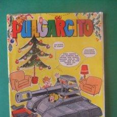 Tebeos: PULGARCITO ALMANAQUE PARA 1974 BRUGUERA. Lote 272386023