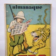 Giornalini: ALMANAQUE TBO - 1932 - 52 PÁG. PORTADA OPISSO - MUY BUEN ESTADO,- VER FOTOS Y DESCRIPCION. Lote 275889738