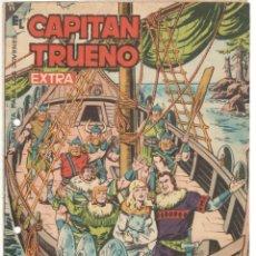 Livros de Banda Desenhada: EL CAPITAN TRUENO - ALMANAQUE 1964 (ORIGINAL). Lote 276178978