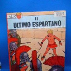 Tebeos: ALIX EL ULTIMO ESPARTANO (JACQUES MARTIN) - 1ª EDICION 1970, EDICIONES OIKOS-TAU. Lote 277629238