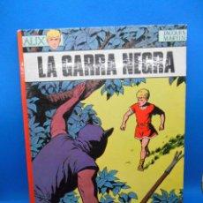 Tebeos: ALIX - LA GARRA NEGRA - (JACQUES MARTIN) - 1ª EDICION 1969 - EDICIONES OIKOS-TAU -. Lote 277629688