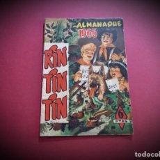 Tebeos: ALMANAQUE RIN TIN TIN 1965 -. Lote 278157433