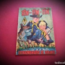 Tebeos: EXTRAORDINARIO VERANO RIN TIN TIN Nº 54. Lote 278157868